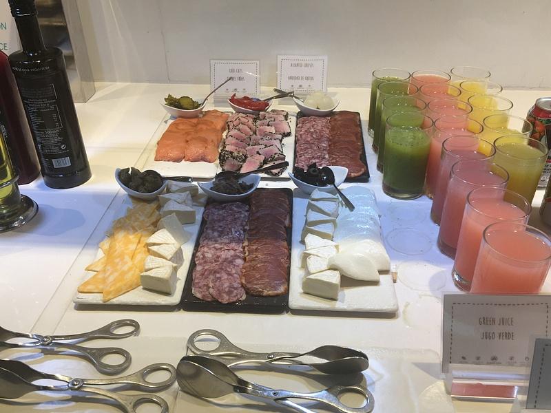 Seaside Bar - optional breakfast buffet
