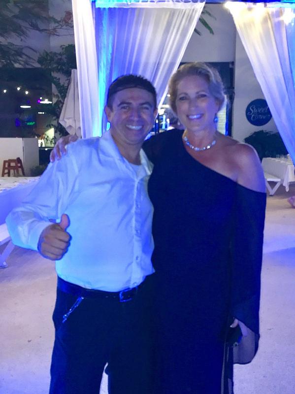 White Night with Abraham Maldonado