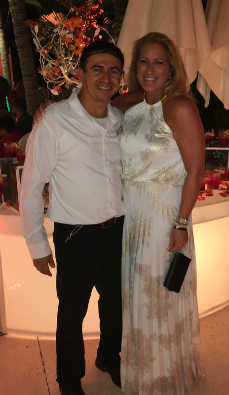 With Abraham Moldanado