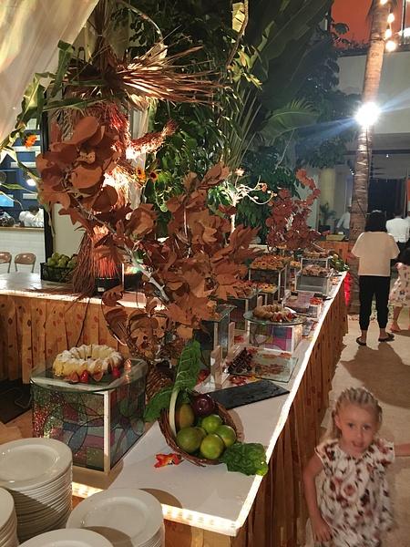 Thanksgiving Celebration by Lovethesun