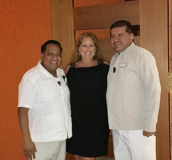 With Julian Palma and Humberto Gonzalez by Lovethesun