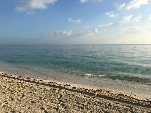 Beach in the morning by Lovethesun