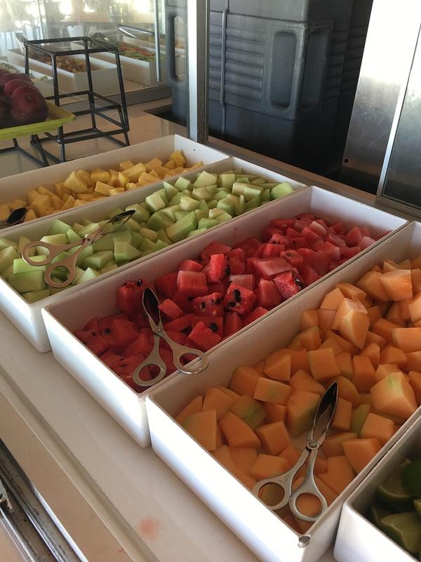 Fruit at Las Dunas
