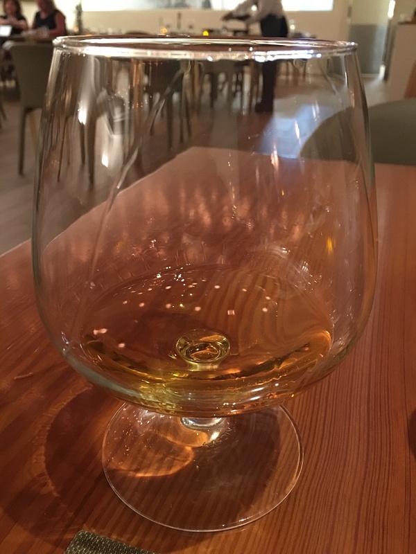 Very nice tequila