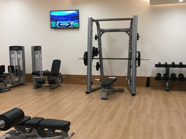 Gym by Lovethesun