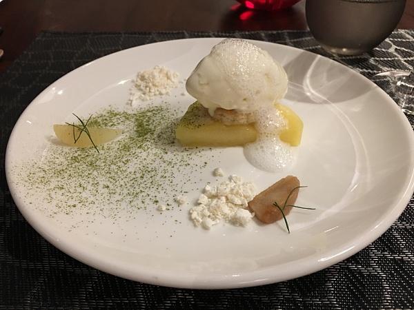 Satsu dessert by Lovethesun