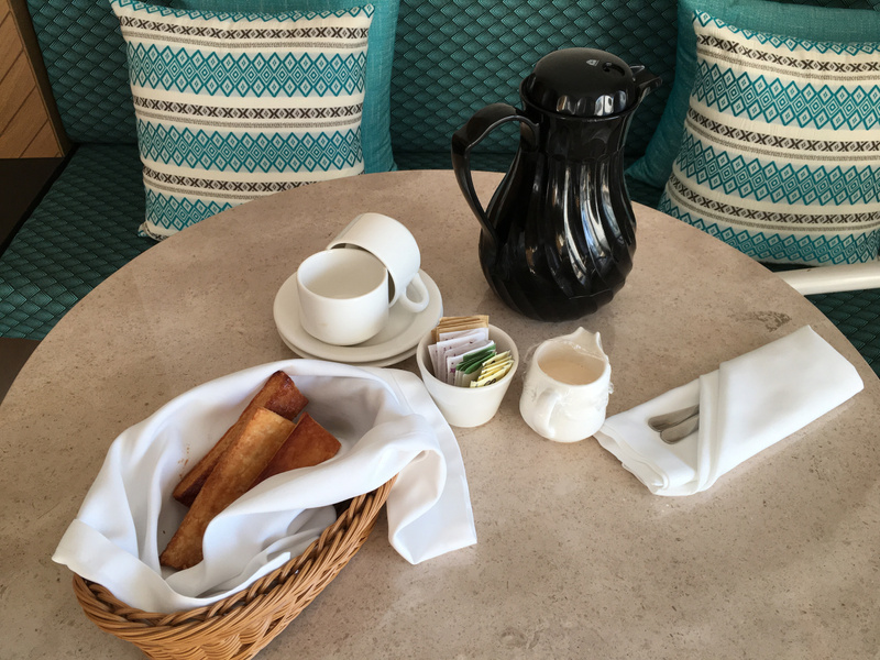 Coffee Service from Room Service