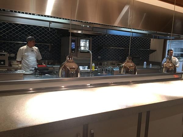 Oios kitchen by Lovethesun