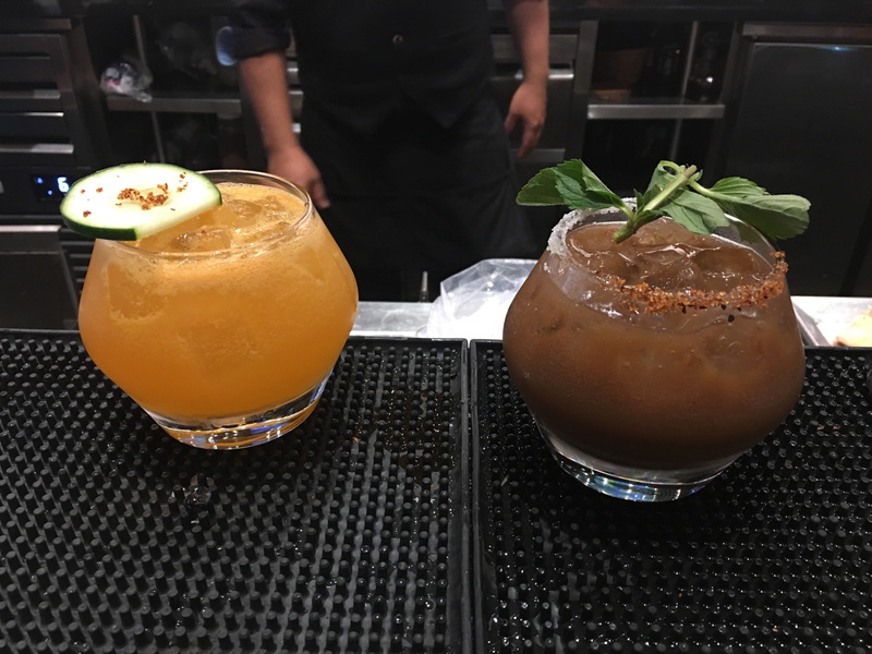 Cocktails at Limes