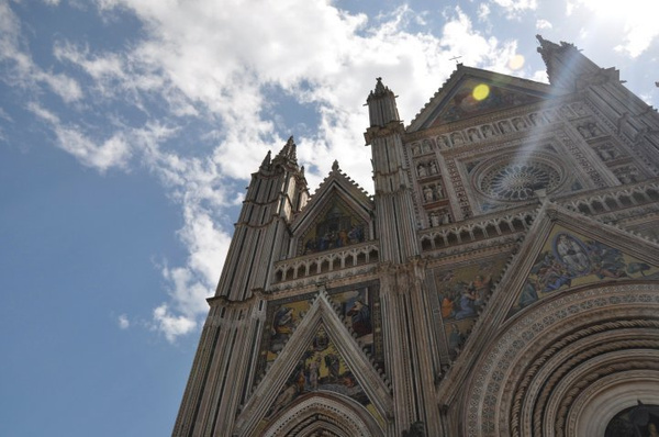 Orvieto Duomo by CultureDiscovery