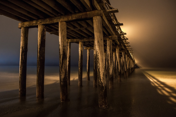 Cayucos_Pier_Jan_Lightfoot - 2015 Showcase Competition  - The Yerba Buena Chapter of the PSA