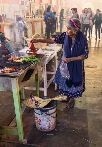 Cooking meat in Oaxaca-Joseph Hearst, FPSA, PPSA, ID909045. - 2017 Showcase Competition - The Yerba Buena Chapter of the PSA
