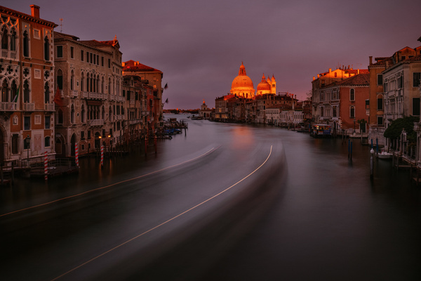 Sunset In Venice - 2020 Showcase Competition Winners - The Yerba Buena Chapter - PSA