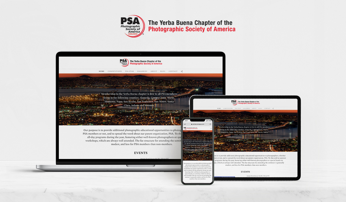 The Yerba Buena Chapter of the PSA