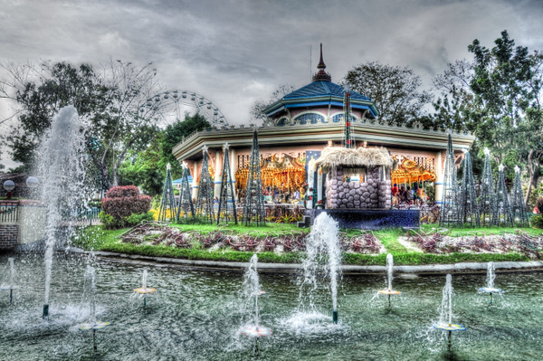 Kingdom Carousel