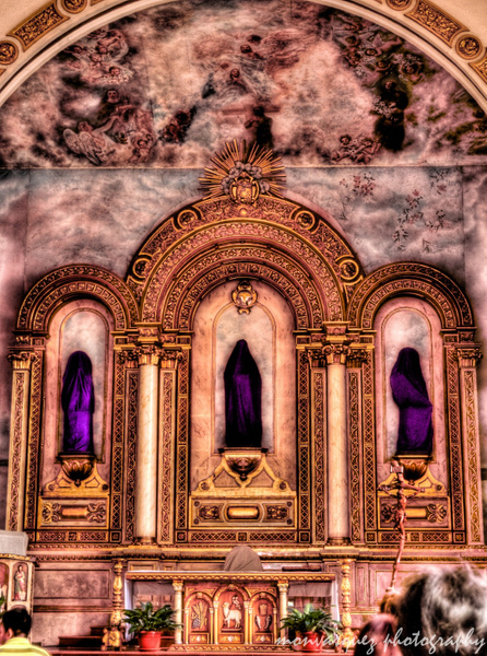 Loreto Church Altar