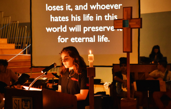 Prayer Service - October 12th. 2018 (Photos by Carlos...