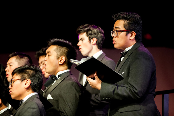 Choral Concert by SiPrep