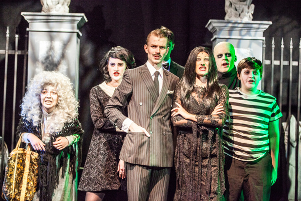 Addams Family Cast 1 (Photos by Bowerbird Photography)...