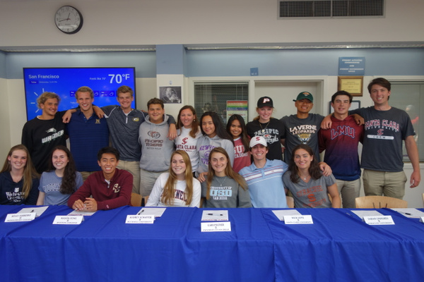 NLI Signing Day Spring 2019 by SiPrep
