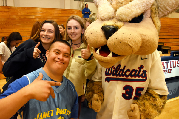 JPC Basketball Game - May 3rd. 2019 (Photos by CG) by...