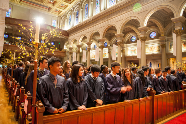 Baccalaureate Mass - Class of 2019 by SiPrep