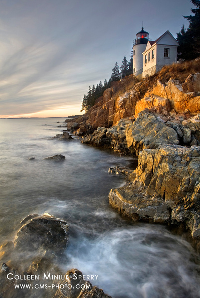 Acadia National Park by Colleen Miniuk-Sperry