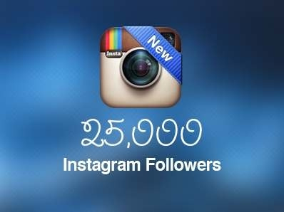 instagram followers by Instagram1598