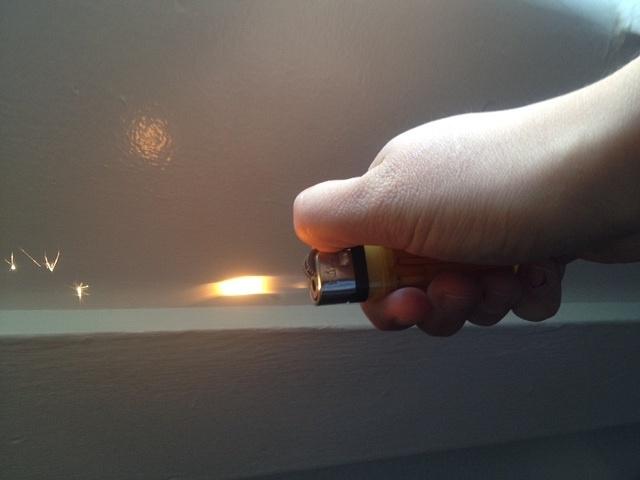 baby wont ou light my fire