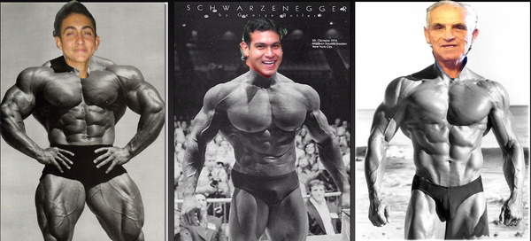 Body Builders by AbigailCastillo