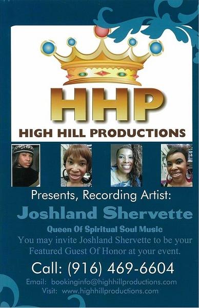 Promotional Poster by Joshland Shervette