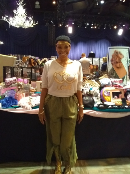 Joshland Shervette at The JS Fashion Show Experience on ...
