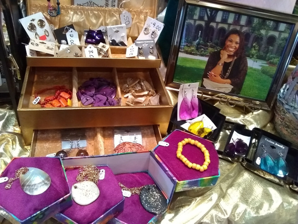 The Joshland Shervette Jewelry and CD Collection on...