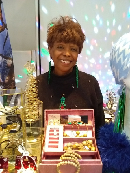 Sherry Hill, Art Director of The JS Jewelry and CD...