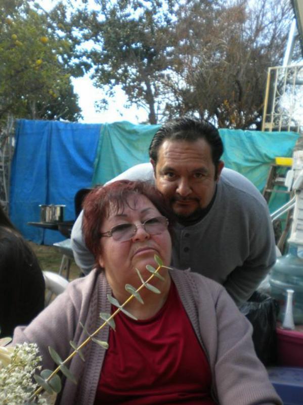 grandmas birthday during break]
