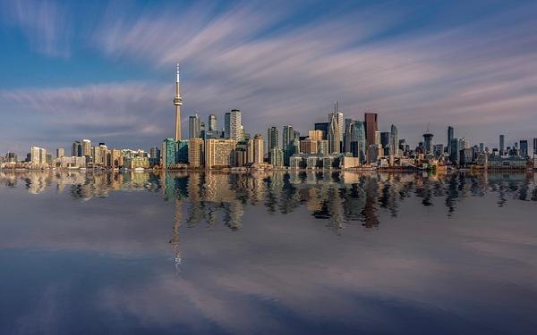 Cityscapes by Rick Hulbert