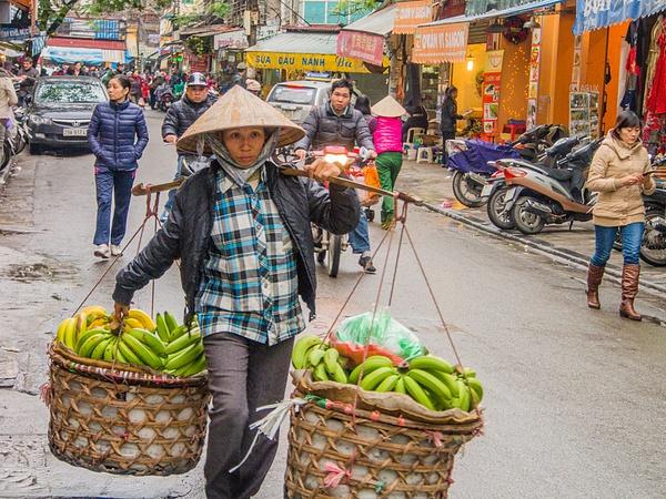Hanoi by SteveSimrin