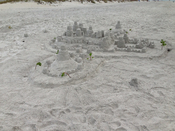 Sandcastle-2 by RicThompson