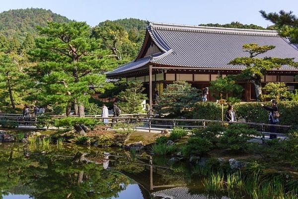 20131101B-KyotoRokuon-jiGoldenPalace-9 by RicThompson