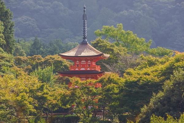 20131101E-KyotoKiyomizuderaTemple-8 by RicThompson