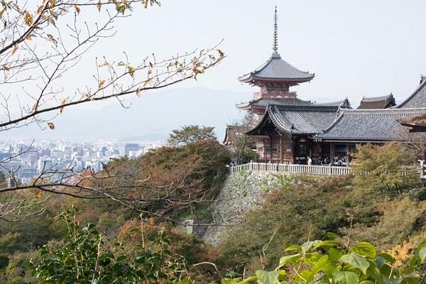 20131101E-KyotoKiyomizuderaTemple-28 by RicThompson
