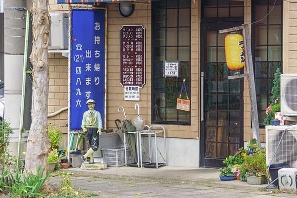20131103B-AshikagaStreetDay5-2 by RicThompson