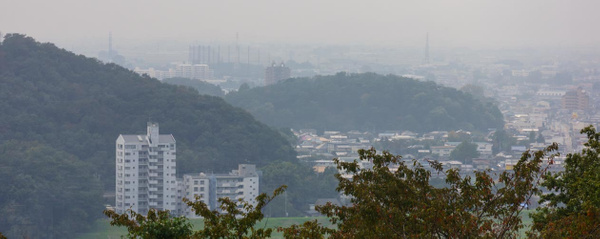 20131104-B-AshikagaOverLook-13 by RicThompson