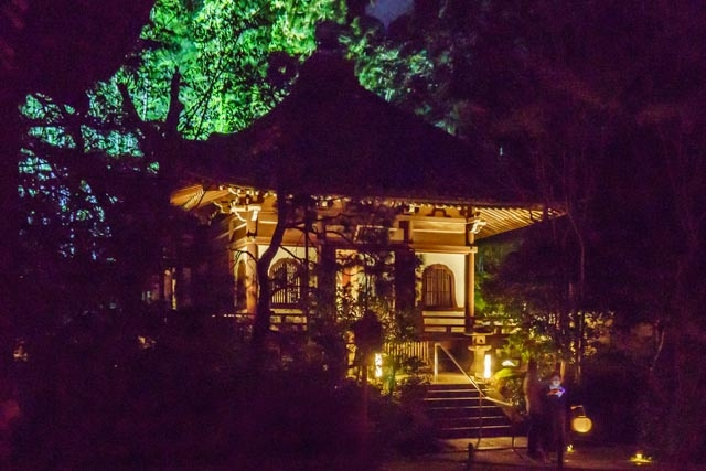 20131101I-Kyoto-Shoren-In-Monzeki-AtNight-19