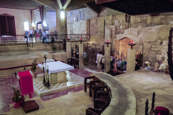20130430G-Nazareth-ChurchOfTheAnnunciation-28 by RicThompson