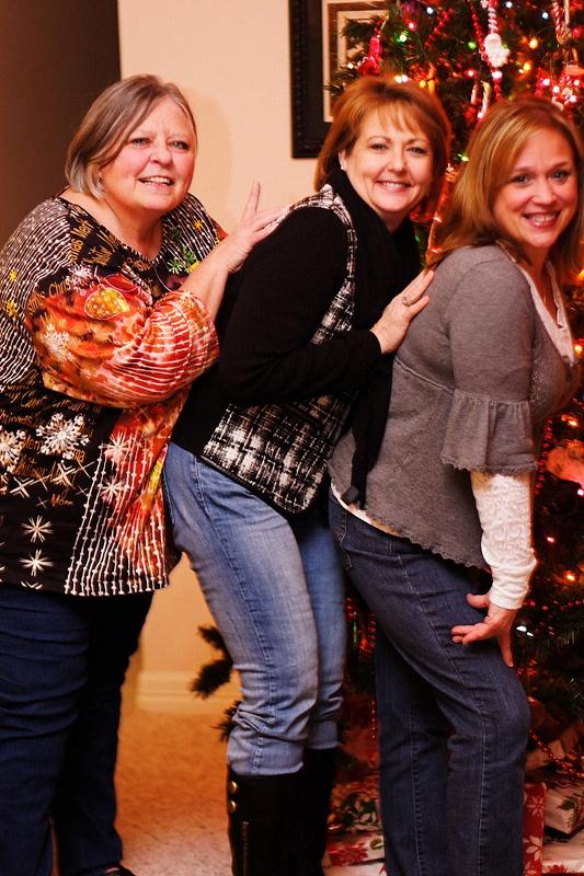 Kathy, Gail and Ruth