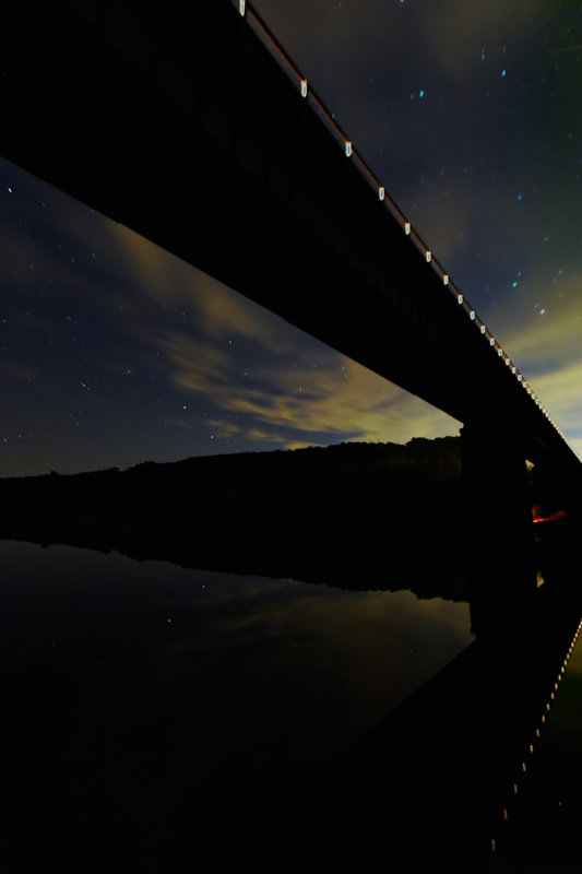 Brazos River, Palo Pinto County Texas