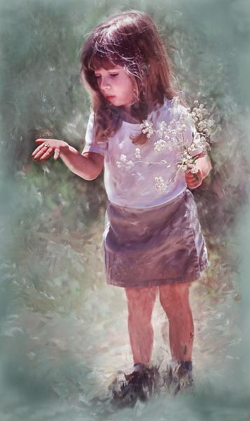 Little Girls Weeds
