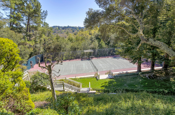 005_Tennis Court by BarbaraCarey5010