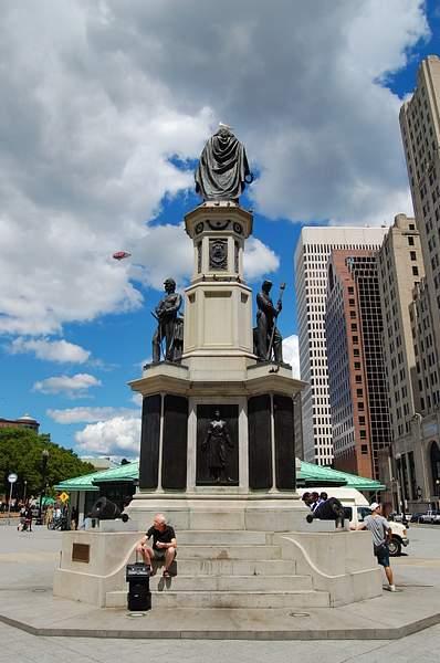 Kennedy plaza